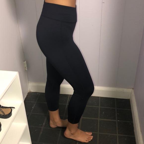 Uniqlo Pants Jumpsuits Sale Sale Sport Airism Navy Legging Medium Poshmark